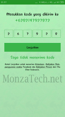 Beli Voucher Game Online dengan Otu Chat