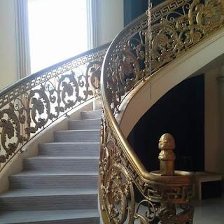 , Harga, balkon, tangga, railing tangga, railing balkon, balkon besi tempa, balkon klasik, tangga besi tempa, tangga layang, tangga klasik,