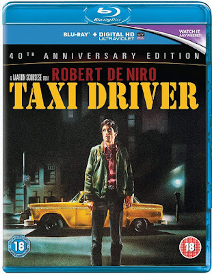 Taxi Driver 40th Anniversary Edition 1976 BD25 Latino
