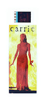 Stephen King, Carrie, Movie, Bookmark, Horror, Stephen King Store
