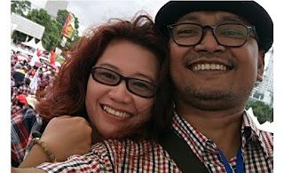 Kocak! Narasumber DW Indonesia soal Jilbab Ternyata Pendiri JIL Sekaligus Istri Guntur Romli PSI