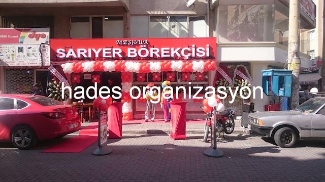 izmir açılış organizasyonu