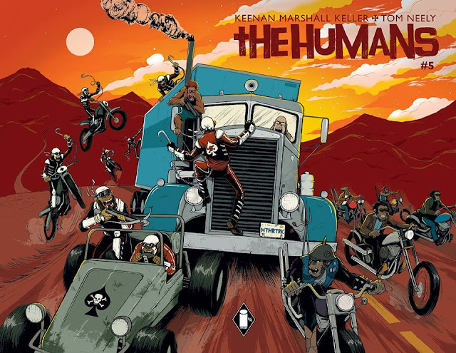 The Humans - Keenan Marshall Keller and Tom Neeley