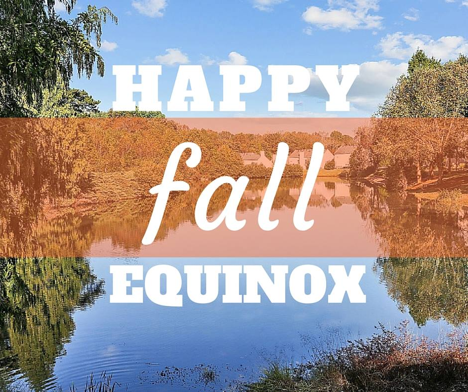 Fall Equinox Wishes Photos