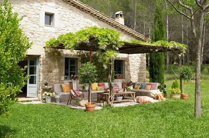 Outdoor dining rooms 3