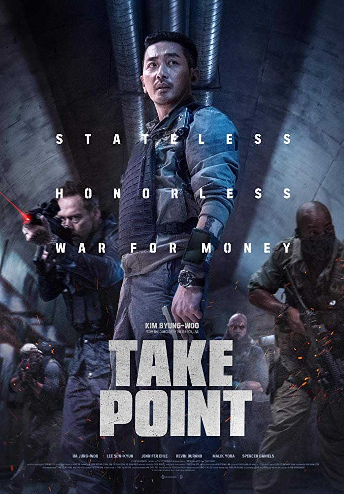 Sinopsis Take Point (2018) - Film Korea