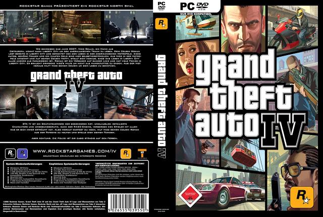 Baixar Jogo: Grand Theft Auto IV - GTA 6 JOGOS PARA PC