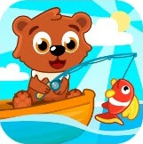 Games Fishing for kids. Download