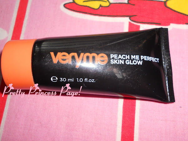 ♥ Oriflame Very Me Peach Me Perfect Skin glow in shade Light