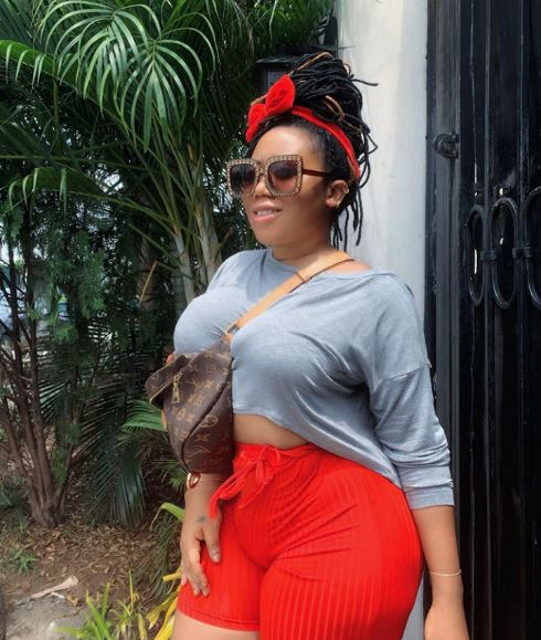 'I never had a boyfriend who left me' – Actrese Moyo Lawal brags