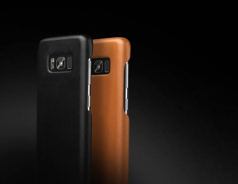 the best attitude 61ff0 0faf2 UP THE ANTE WITH MUJJO LEATHER CASES FOR SAMSUNG S8 AND S8+ - The ...