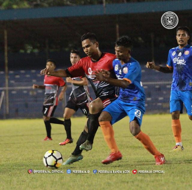 Persiraja Bantai Elite Aceh 2-0