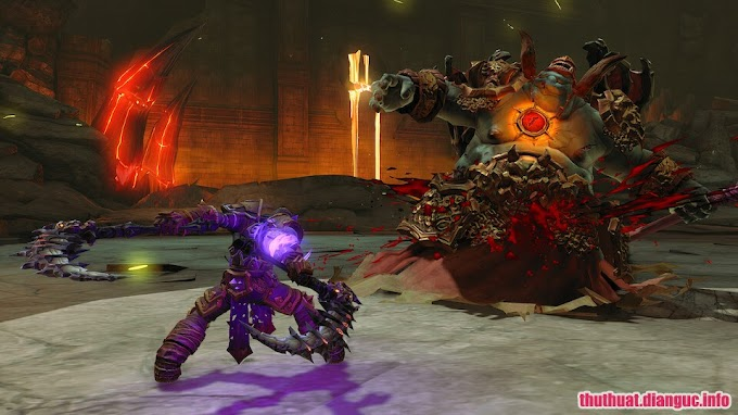 Download Game Darksiders II: Deathinitive Edition Full Cr@ck