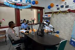 Untung Sangaji dan Yunus Wonda Gelar Dialog Interaktif Jelang PON Papua di RRI Merauke
