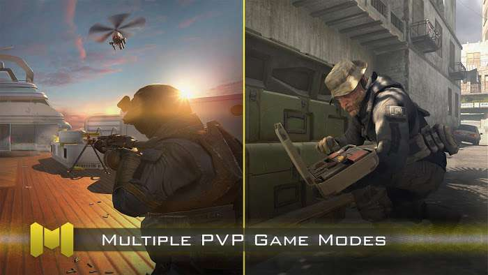 Call of Duty Mobile APK+OBB Download for Android
