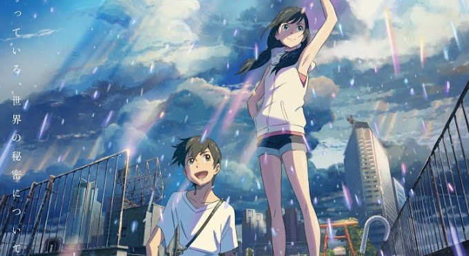 Tenki no Ko (Weathering With u) BD Sub Indonesia