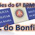 CETO DO 6º BPM EM RONDAS OSTENSIVAS ATUA NA PREVENÇÃO AO TRÁFICO DE DROGAS