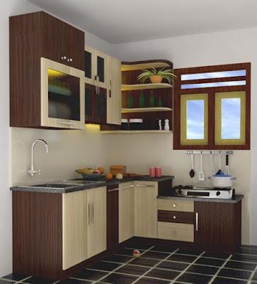 Tips Memilih Keramik Lantai Untuk Dapur Minimalis