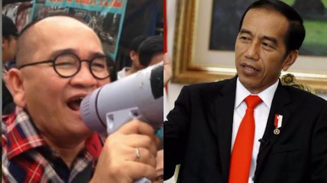 Soroti Fitnah-fitnah Keji Untuk Jatuhkan Jokowi, Ruhut Sitompul: Faktanya Rakyat Semakin Cinta Dan Mendukung Penuh, Karena Beliau....