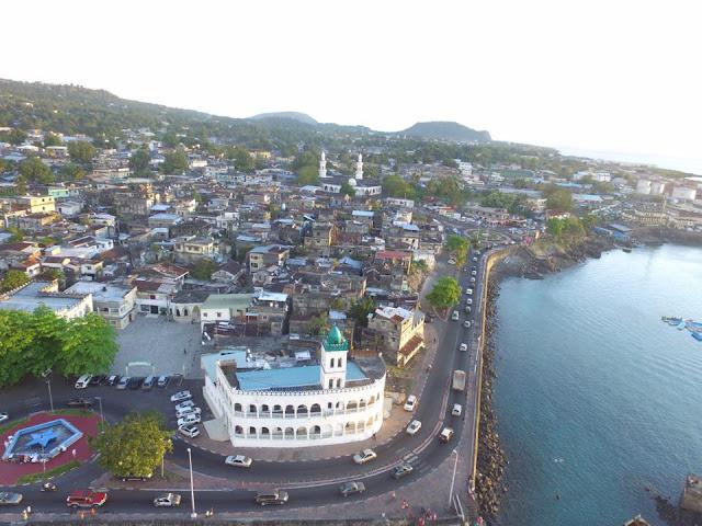 Azali a-t-il vendu les Comores à la société CIOA?