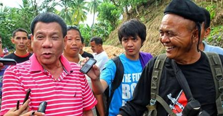 NPA Commander, 121 Others Surrenders in Bukidnon