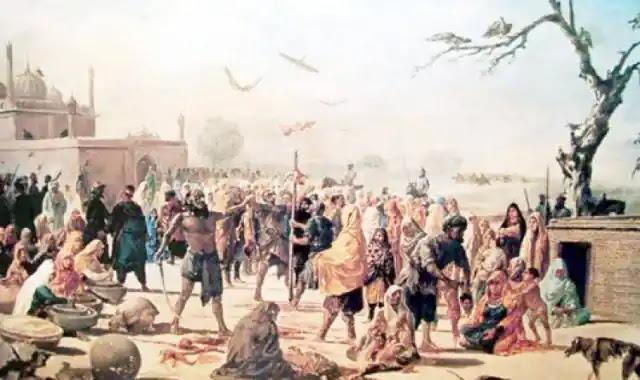 छोटा घल्लूघरा का इतिहास | Chhota Ghallughara in Hindi