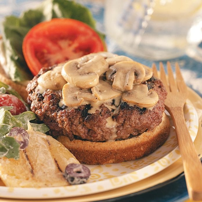 Burger Recipes for Memorial Day