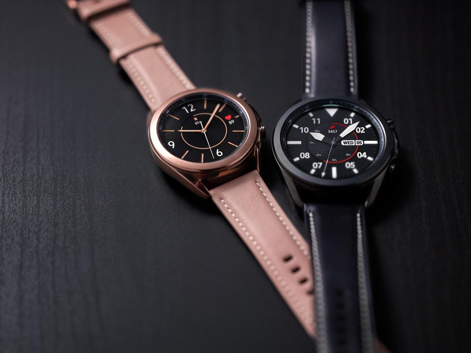 El Galaxy Watch3 y los Galaxy Buds Live han sido presentados
