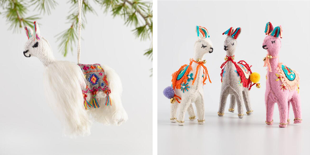 Southern Mom Loves Even The Holidays Are Better With Llamas
