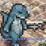 蜥蜴騎士-弓
