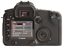 Canon EOS 30D DSLR Firmware Full Driversをダウンロード