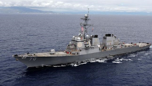 Ketegangan AS dan Cina di Asia Tenggara