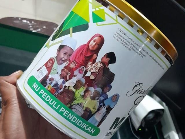 Gerakan Sedekah Maarif NU, Optimalkan Kepedulian Pendidikan Bersama Lazisnu Kota Pasuruan