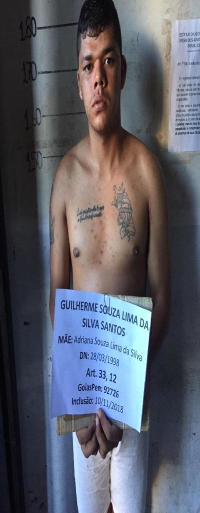 8 - Fuga em massa agora no Presídio de Cristalina. 19 presos. 61 9230-6834: LISTA DE FORAGIDOS