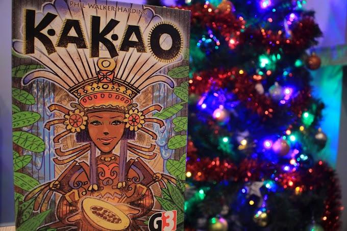 Kakao - przyjemna gra rodzinna na zimowe wieczory - RECENZJA