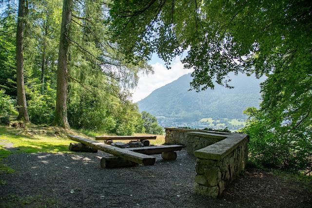 Historische Höhenweg von Bendern nach Schellenberg  Wandern Liechtenstein 11