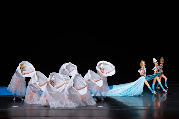 彰安國中舞蹈班畢業舞展 「潮間共生」搬舞台