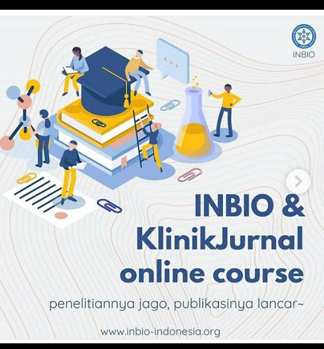 erikut ini informasi  seminar dan kuliah online yg bermanfaat, banyak topik terkait kesehatan, biologi dan juga publikasi ilmiah.