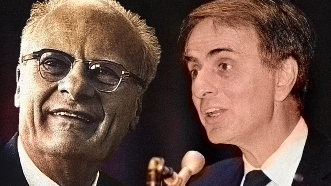 Hans Bethe Starstuff contemplating the stars Carl Sagan