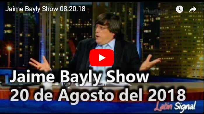 Jaime Bayly analiza el paquetazo de Maduro