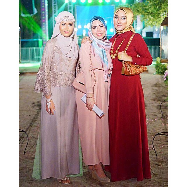 Inspirasi Baru 27 Baju Muslim Pesta Pernikahan Dian Pelangi
