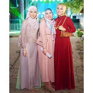 15 Koleksi Baju Muslim Dian Pelangi Tahun 2018 Elegan & Modern