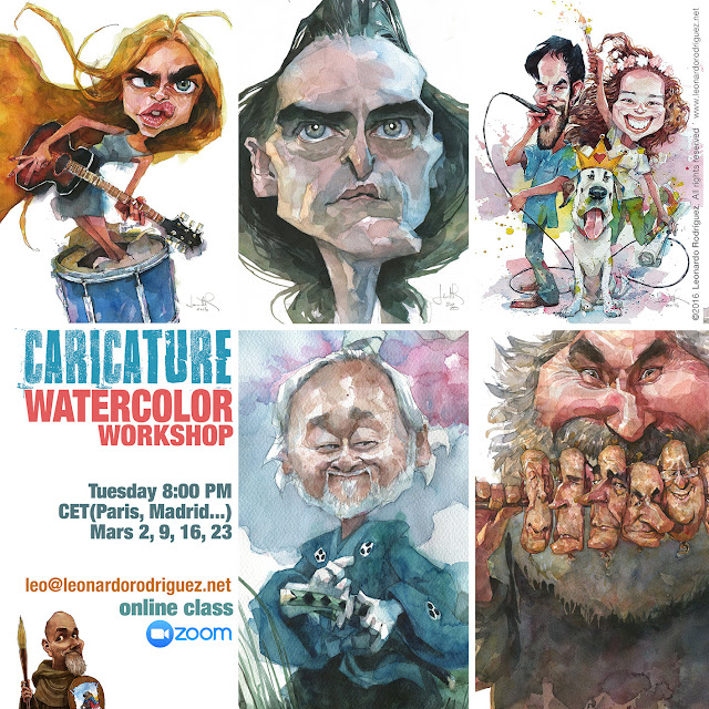caricature-workshop-by-leonardo-rodriguez