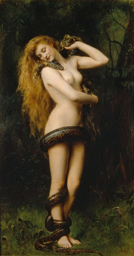 Lilith by John Collier