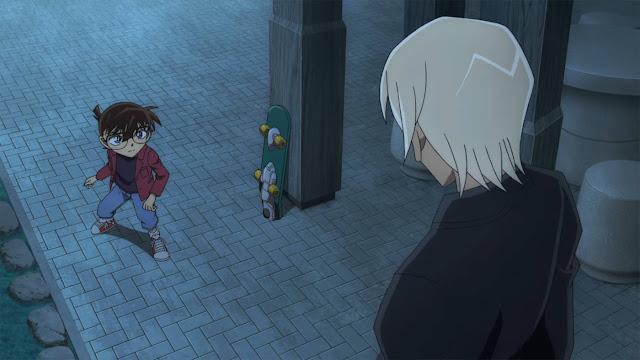 Kadr z 22. filmu Detective Conan