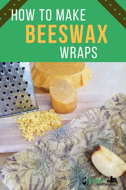 Make your own diy beeswax wrap with this simple to follow step by step tutorial and video.