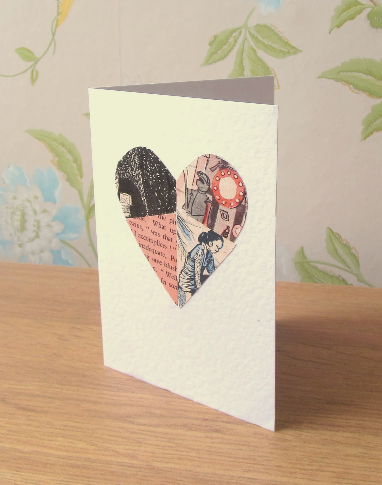 quick handmade card tutorial by Pink Flamingo Handcrafting