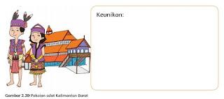 Pakaian adat Kalimantan Barat  www.simplenews.me
