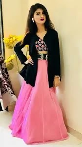 Arishfa Khan dresses