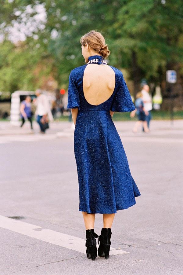 Vanessa Jackman: Paris Fashion Week SS 2014....Daria